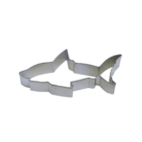 Dress My Cupcake Shark Cookie Cutter