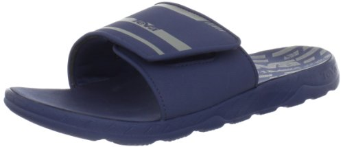 Teva Men'S Longshore Slide Sandal,Blue,10 M Us back-1058197
