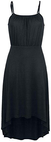 Black Premium by EMP Spagetti Dress Abito nero S