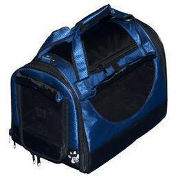 Pet Gear World Traveler Large Tote Pet Carrier for Cats and Dogs Up to 18-Pound, Pacific Blue