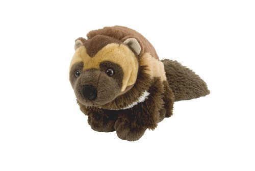 Wolverine Stuffed Animal<br>Wild Republic / Cuddlekin