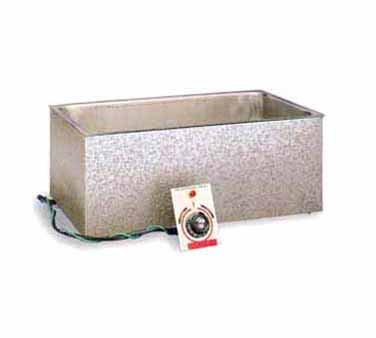 Apw Wyott Bm-80 208 Built In Hot Food Well, 12 X 20-In Pan, Insulated, 208 V, Each