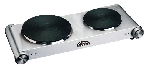 Bc Classics Bc-72608 Stainless Steel Double Burner front-605915
