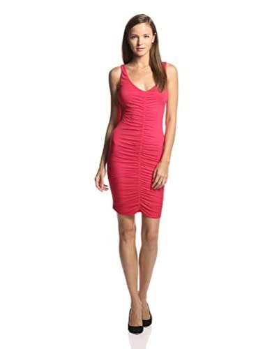 Velvet Women's V-Neck Dress