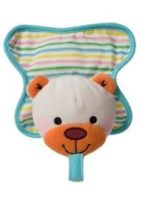 Infantino Binky Buddy Plush Pacifier Holder - 1