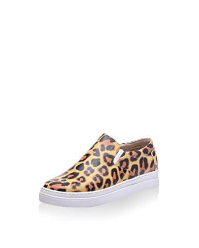 Los Ojo Slip-On Leopardy-Chic