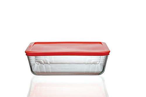 pyrex-4in1-26l-rectangular-glass-storage-with-red-plastic-lid