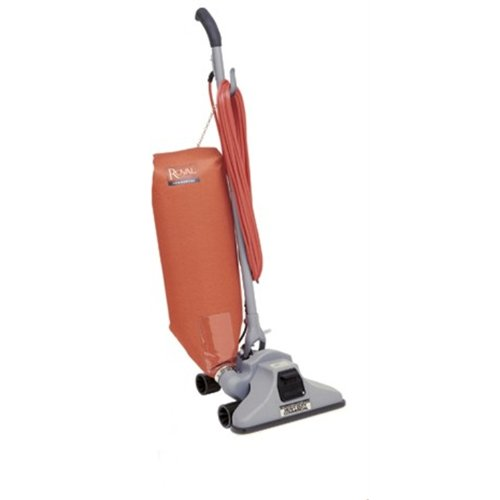 Royal 14 Inch Metal 1018Z Commercial Upright Vacuum