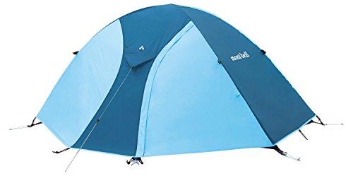 モンベル(mont-bell) テント クロノスドーム1型 [1~2人用] スカイブルー 1122490-SKB