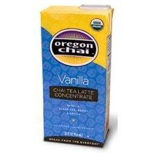 Vanilla Chai Tea Latte Concentrate