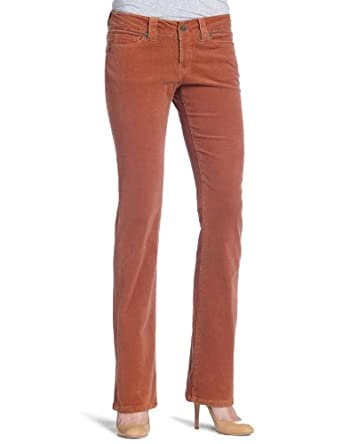 JAG Jeans Women's Melanie Bootcut Cord, Amber Madness, 8