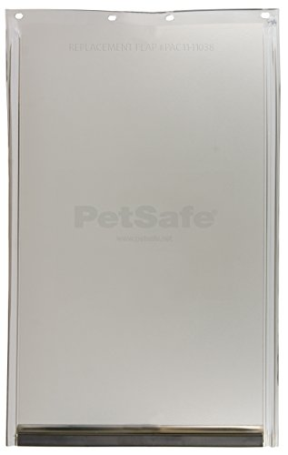 PetSafe Pet Door Replacement Flap, Medium, PAC11-11038 (Dog Door Glass compare prices)