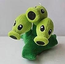 PLANTS vs. ZOMBIES 2 Soft Plush Dolls Teddy Stuffed Toy Kids Baby Birthday Gifts Y1444-Th