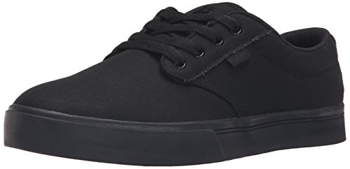 Etnies Men's Jameson 2 Eco Skateboarding Shoe, Black/Black/Black, 10.5 M US