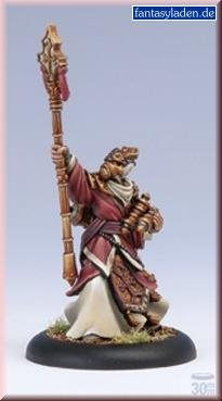 Privateer Press Protectorate of Menoth - Hierophant Warcaster Model Kit