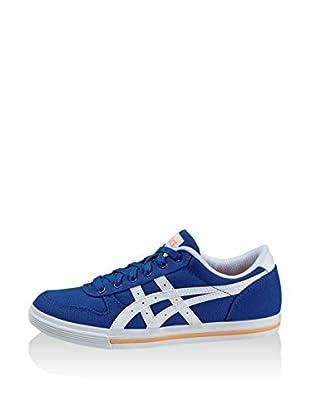 Asics Zapatillas Aaron Gs (Azul / Blanco)