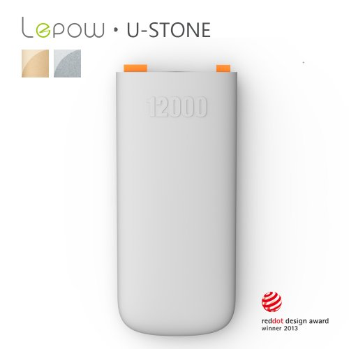 Lepow 12000mAh External Battery