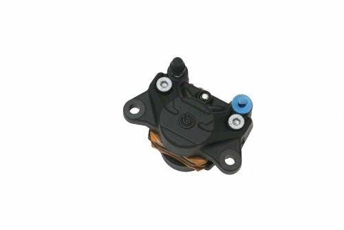 brembo(ブレンボ) 2ピストンキャリパー ブラック 2POT・キャスティング(鋳造)タイプ 20.6951.22