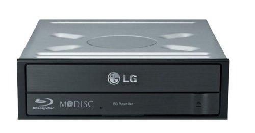BH16NS40 Interner Blu-ray Brenner (16x Speed, umfassender Formatunterstützung) schwarz