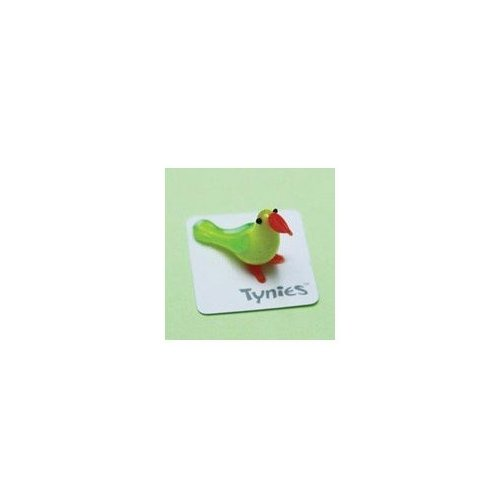 Tynies Animals Sam - Toucan * Colors May Vary * Glass Figure