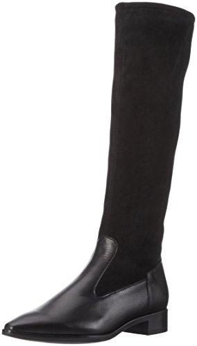 Peter KaiserJOHANNE - Stivali alti con imbottitura leggera Donna , Nero (Schwarz (SCHWARZ NAPPA SUEDE 843)), 35.5 EU