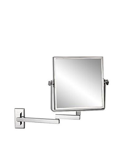 Nameeks Rectangular Freestanding Mirror Ar Chrome Prime For