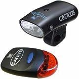 Cateye HL-500BS + TL-LD260BS Bike Light