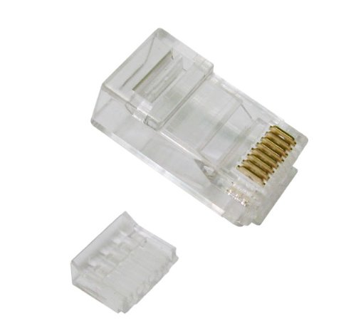 RJ45 CAT6 STECKER (CRIMP AUF)