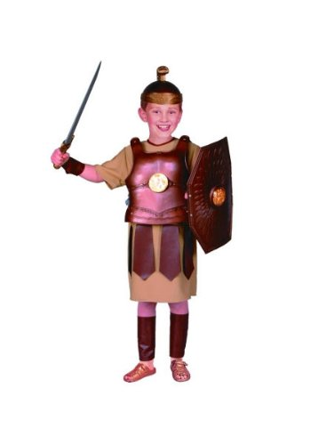 Roman Soldier Child Costume
