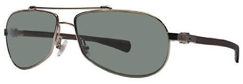 Nike Supercharged 400 P Flexon Aviator Sunglasses EV0454-279