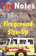 Fireground Size-Up, Operations for the First-Arriving Officer
