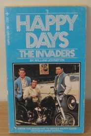 Happy Days #3 The Invaders, William Johnston