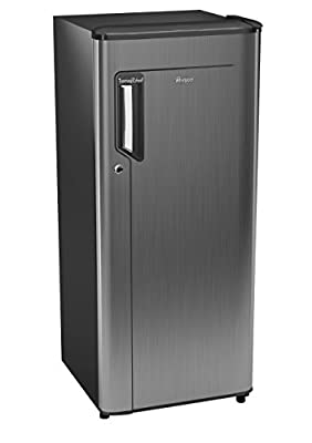 Whirlpool 230 IMFR CLS PLUS Direct-cool Single Door Refrigerator (215 Ltrs, 4 Star Rating, Grey Titanium)