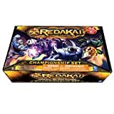 Redakai Card Game HOBBY Edition Championship Set 44 Cards. Character Bay, Screen, Counters Draw Deck