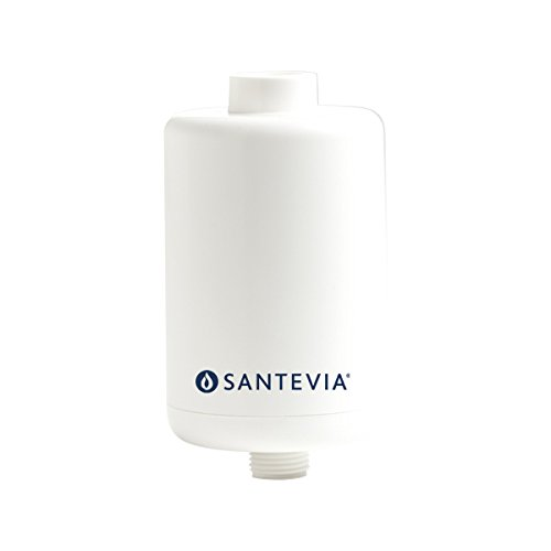 how to break the santevia water filter