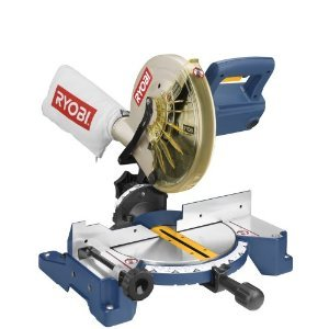 Factory-Reconditioned Ryobi ZRTS1343L 10-in Compound Miter Saw with Laser