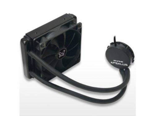 サイズ 【HASWELL対応】 アプサラス3 一体型水冷CPUクーラー APSALUS3-120