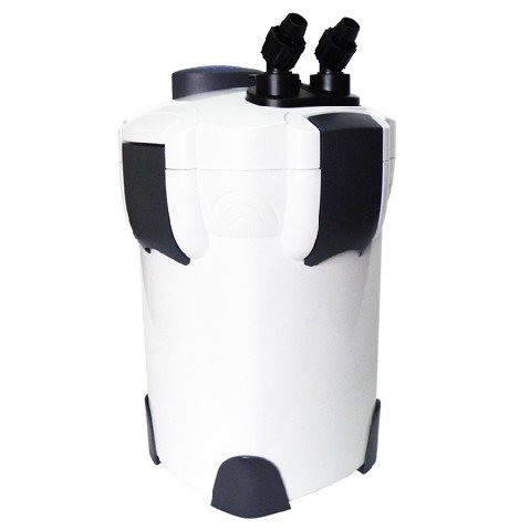 NEW 3 Stage Canister Filter Fresh Salt Fish Tank Aquarium Water Filtration Pump