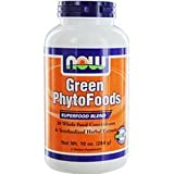 Now - Green Phytofoods Superfood Blend 10 oz