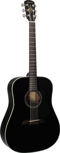 best price alvarez rd410bk regent series dreadnought acoustic guitar on sale guitars. Black Bedroom Furniture Sets. Home Design Ideas