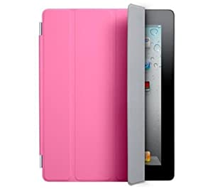 iPad2専用 SmartCover ポリウレタン製カバー ピンク MC941ZM/A