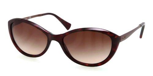 Ralph Lauren 0Ra5174 50213 Cat Eye Sunglasses,Tortoise,56 Mm