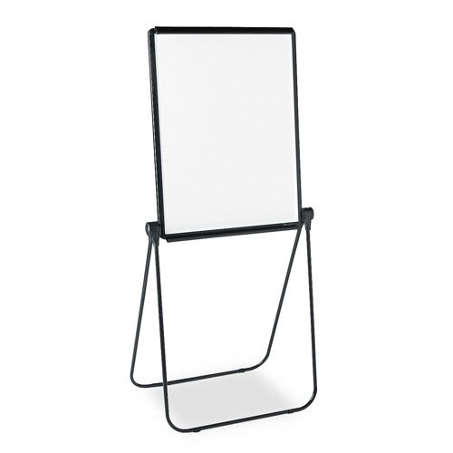 Ultima Easel, 2-Sided, 27 quot;x38 quot;, Adjusts From 39 quot;-70 quot;, Black