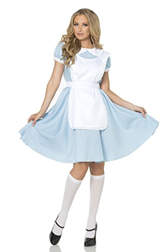 Mystery House Alice Costume (X-Large) (Mystery House Costumes compare prices)