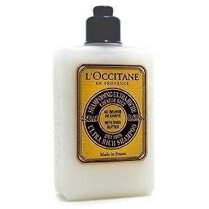 Loccitane Shea Ultra Rich Shampoo, 250ml