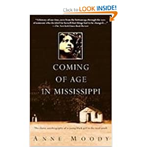 essay on coming of age in mississippi by anne moody A summary on coming of age in mississippi by anne moody can be custom written by the literature writer coming of age in mississippi summary essays go into anna moody's memoir of her struggles against racism and sexism during the jim crow south and her involvement with the civil rights movement.