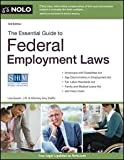 img - for The Essential Guide to Federal Employment Laws 3th (third) edition book / textbook / text book
