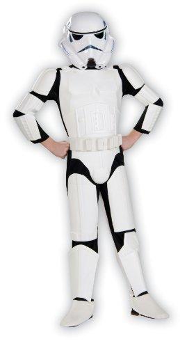 [Deluxe Stormtrooper Costume - Large] (Deluxe Stormtrooper Costumes Child)