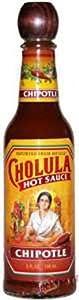 Hot Sauce Depot 60041025 Cholula Chipotle Hot Sauce, 5oz - Pack of 3 from Hot Sauce Depot