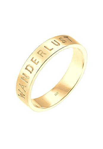 Elli-Damen-Ring-Vergoldet